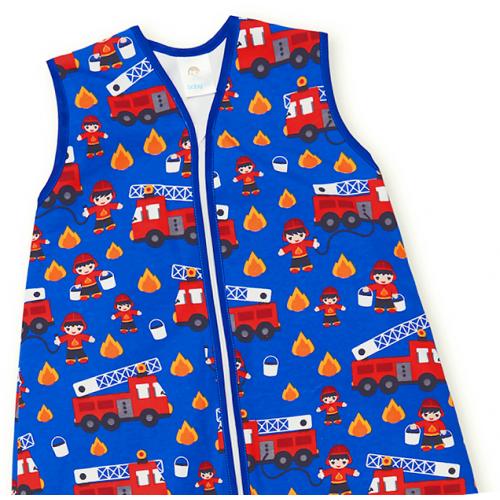 Großer Kinderschlafsack (winter) - Feuerwehr