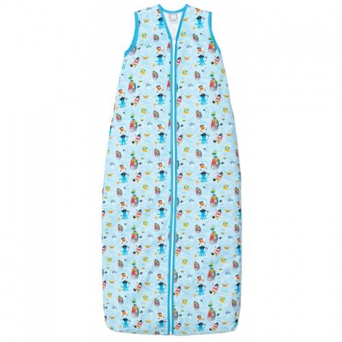 Kinderschlafsack (Sommer) - Blue Carrebean