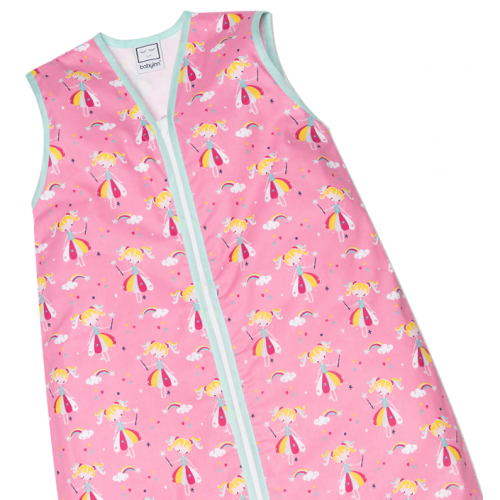 Schlafsack 130 / 160 cm - Feline Pink
