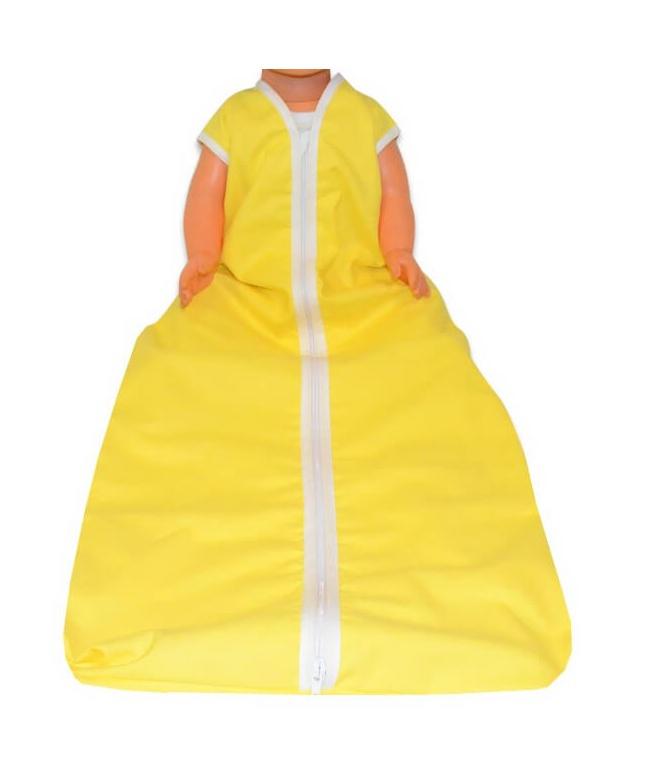 schlafsack f r behinderte kinder basic gelb grossekinderschlafsack. Black Bedroom Furniture Sets. Home Design Ideas