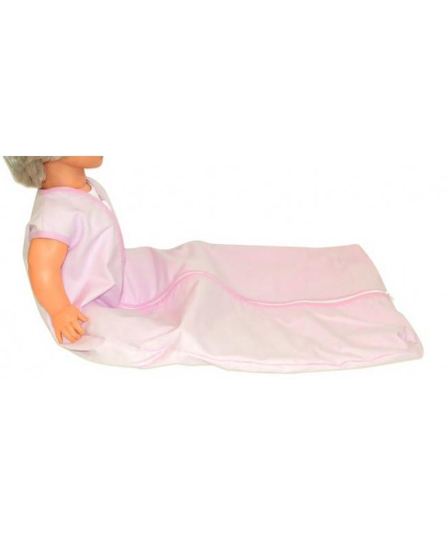 schlafsack f r behinderte kinder uni rosa grossekinderschlafsack. Black Bedroom Furniture Sets. Home Design Ideas