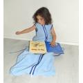 Kinderschlafsack Frottee - Tropical