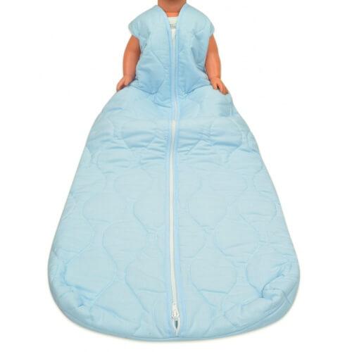 Großer Kinderschlafsack (winter) - Basic blue