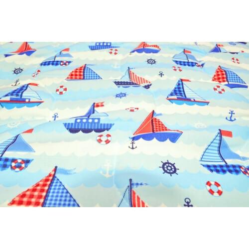 Kinderschlafsack (Sommer) - Sailor!