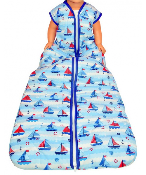 Kinderschlafsack (Sommer) - Sailor!