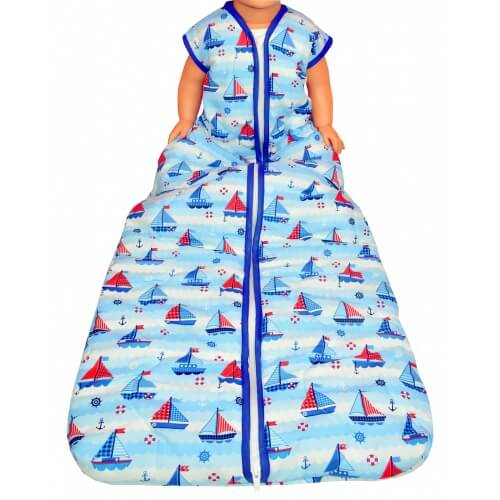 Großer Kinderschlafsack (winter) - Sailor!